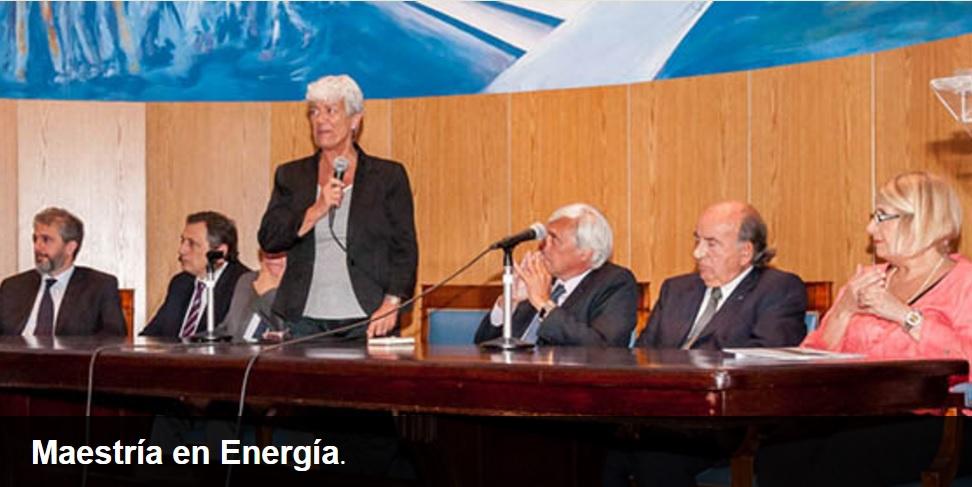 Charla Informativa de la Maestría Interdisciplinaria en Energía