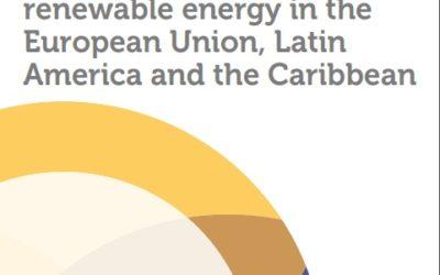 Fundación EU-LAC publicó nuevo informe sobre el financiamiento de energía renovable
