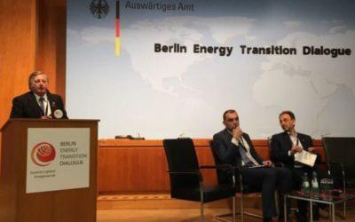 Ministerio de Energía y la IEA suscriben memorándum de entendimiento