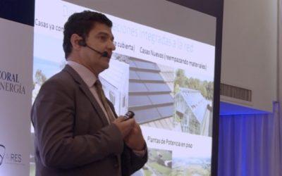 Álvarez fue reelegido como Consejero de la asociación mundial fotovoltaica