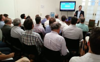 Santa Fe presentó en CADER licitación de energías renovables