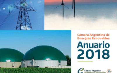 Anuario 2019: CADER trabaja en un reporte sobre energías renovables para presentar a los candidatos de todos los espacios políticos