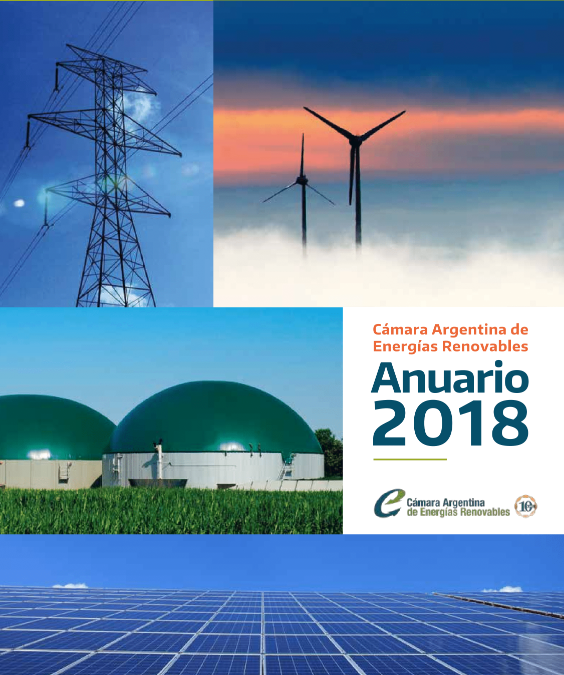 """Annual Report 2018"", New Renewable Energy Market Report in Argentina"