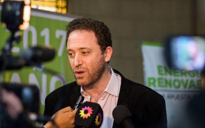 Comunicado de prensa del Ministerio de Energía y Minería sobre el caso del parque solar de La Rioja