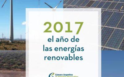 """Informe """"Anuario 2016"""", documento de análisis del mercado de las energías renovables"""