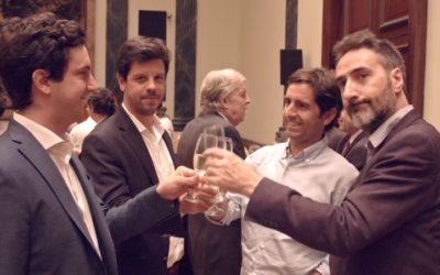 Entre socios y amigos de las energías renovables: el video de la celebración de fin de año
