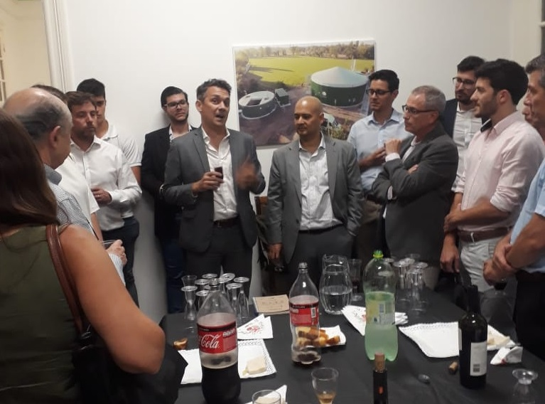 CADER celebró con sus socios otro año de actividad para las energías renovables