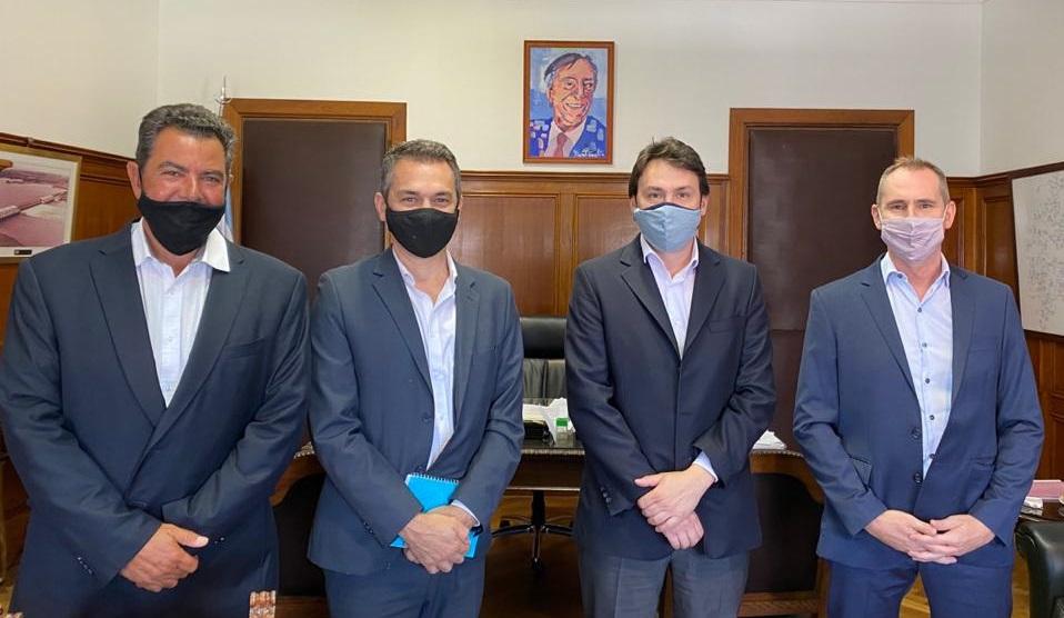 CADER se reunió con el subsecretario de energía eléctrica de la nación para promover energías renovables