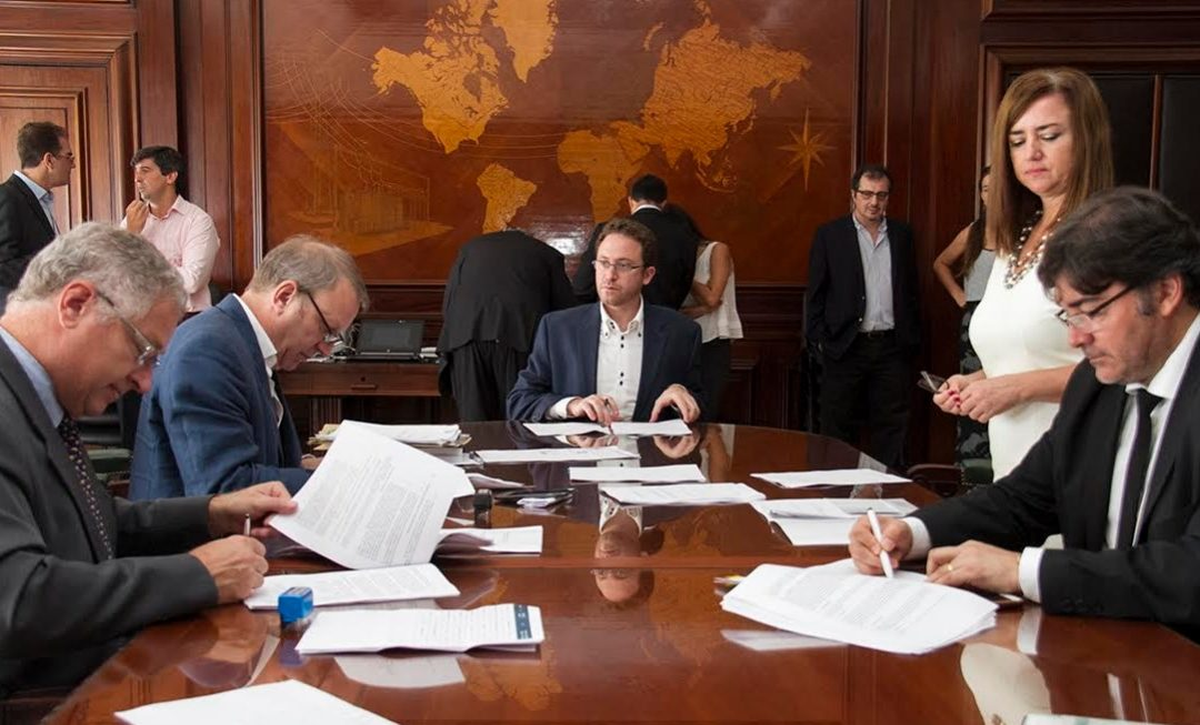 Ronda 1.0: se firmaron los primeros siete contratos de energías renovables