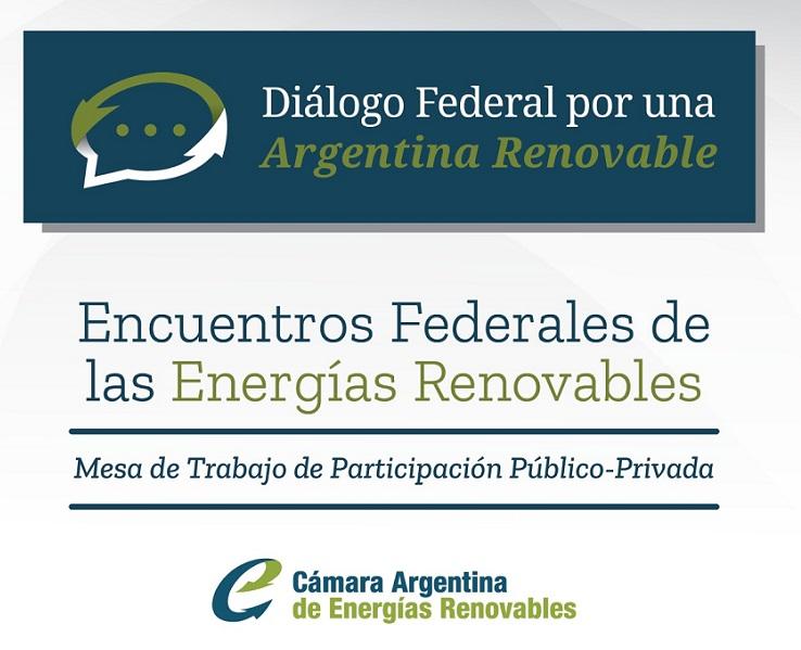 """CADER realizará mañana primera reunión del """"Diálogo Federal por una Argentina Renovable"""""""