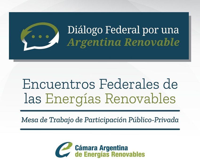 Esta semana comienzan las mesas de trabajo del «Diálogo Federal por una Argentina Renovable»
