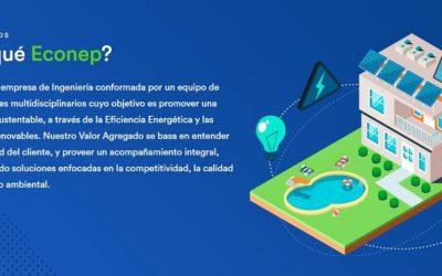 Bienvenida Econep, nueva empresa asociada a CADER
