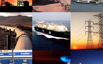 Completo Informe del Gobierno con datos del tercer trimestre del sector energético