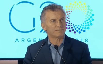 Macri promete que el año próximo un 8% de la energía será de fuente renovable