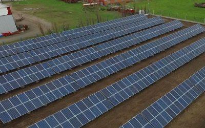 Redes inteligentes: Armstrong experimenta con su nuevo parque solar fotovoltaico