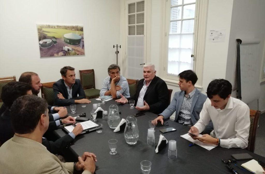 Red argentina de municipios contra el cambio climático crea el Grupo de Trabajo Empleo Verde Local