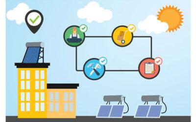 """Datos actualizados: el INTI publica el """"Censo Nacional de Energía Solar Térmica"""""""