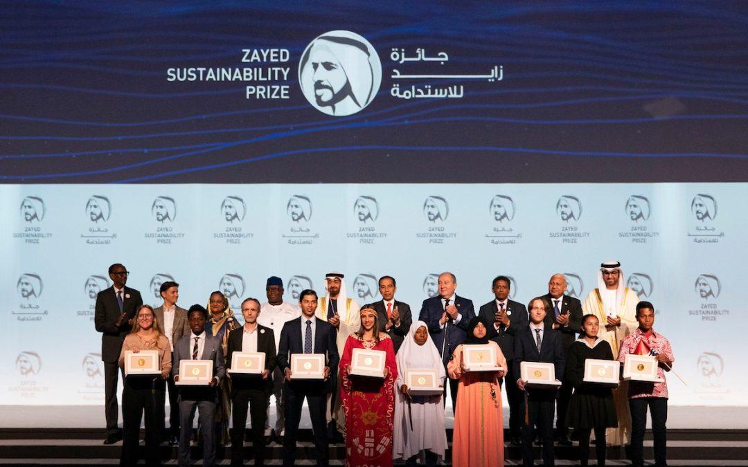Abierta la convocatoria para los premios Zayed al mejor proyecto sostenible en energía